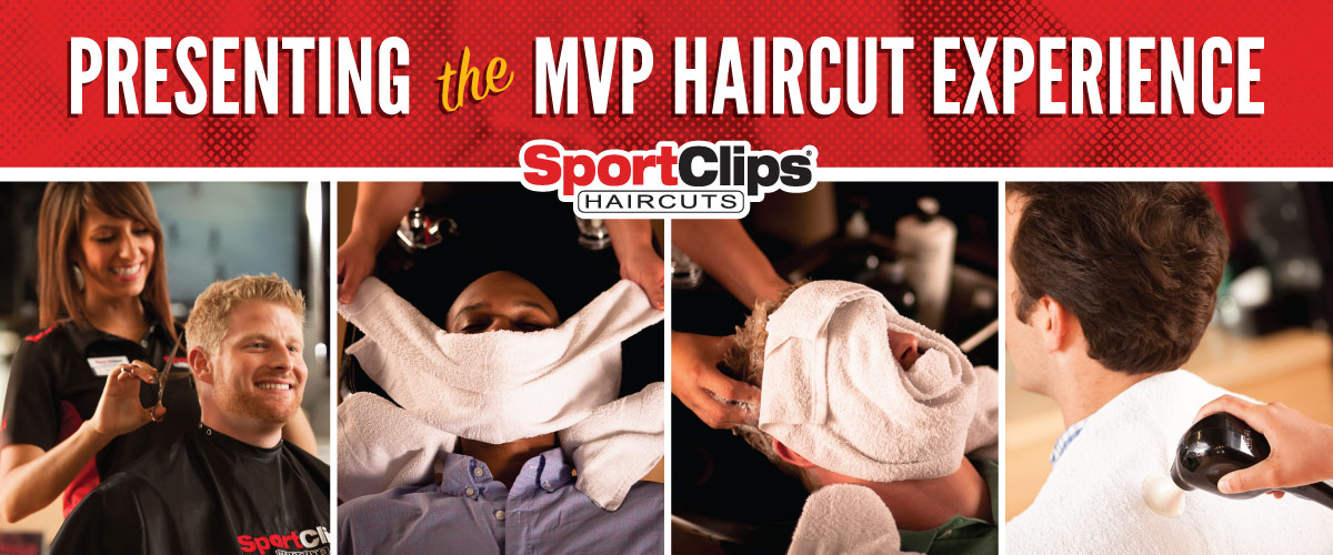 The Sport Clips Haircuts of Stafford MVP Haircut Experience